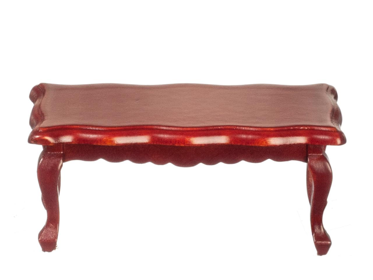 Victorian Coffee Table - Mahogany