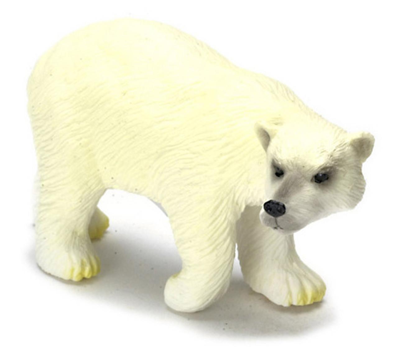 Dollhouse City - Dollhouse Miniatures Polar Bear
