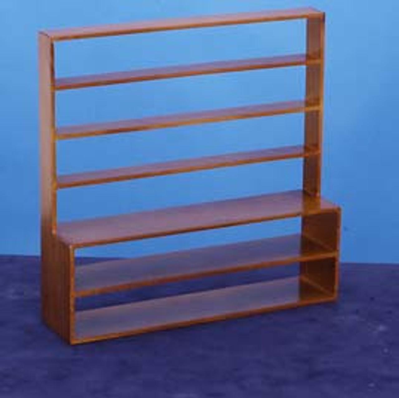 Store Shelf - Walnut