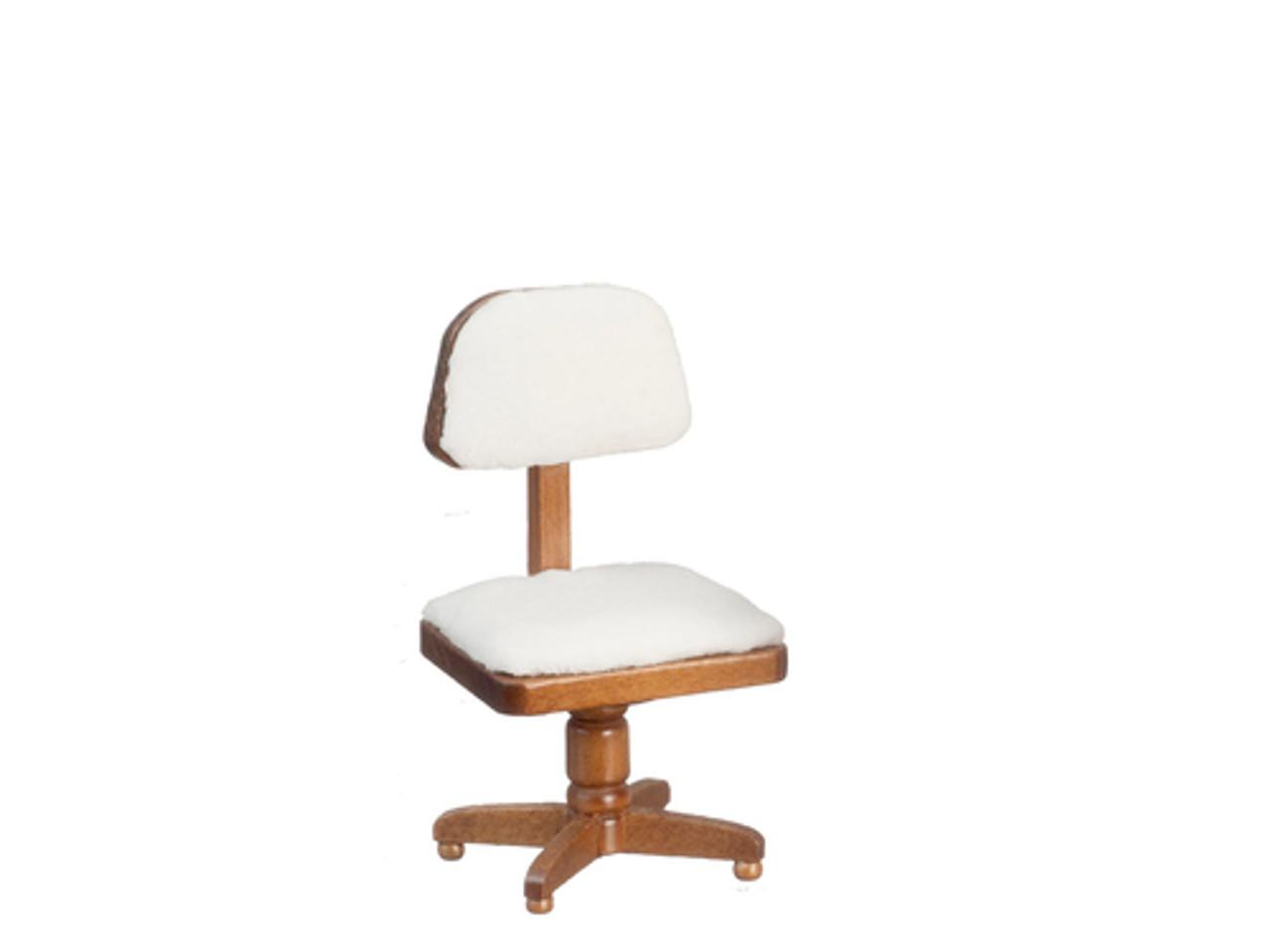 Computer Desk Chair - Walnut