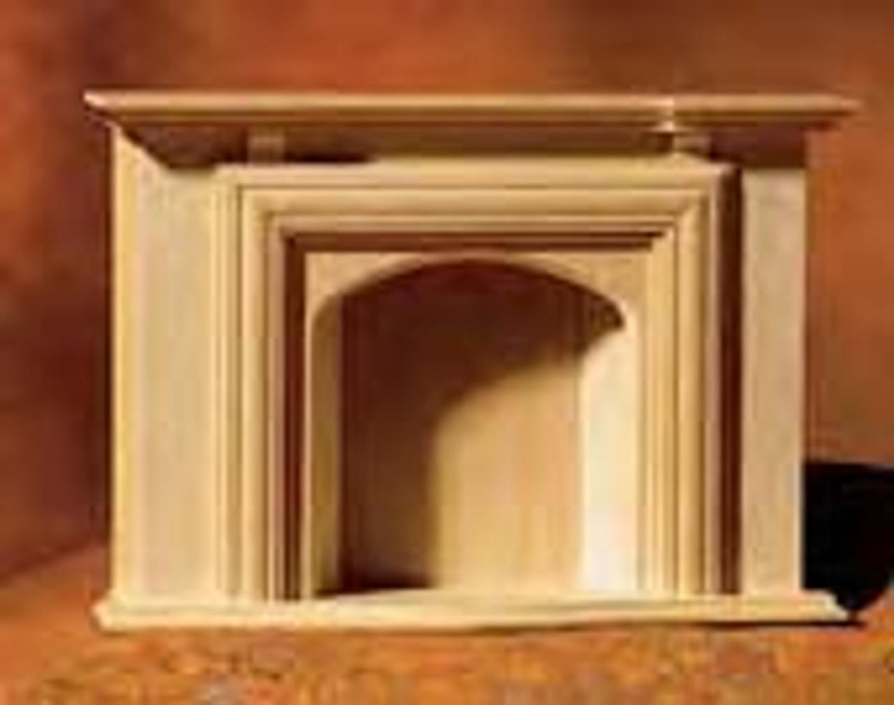 Jamestown Fireplace