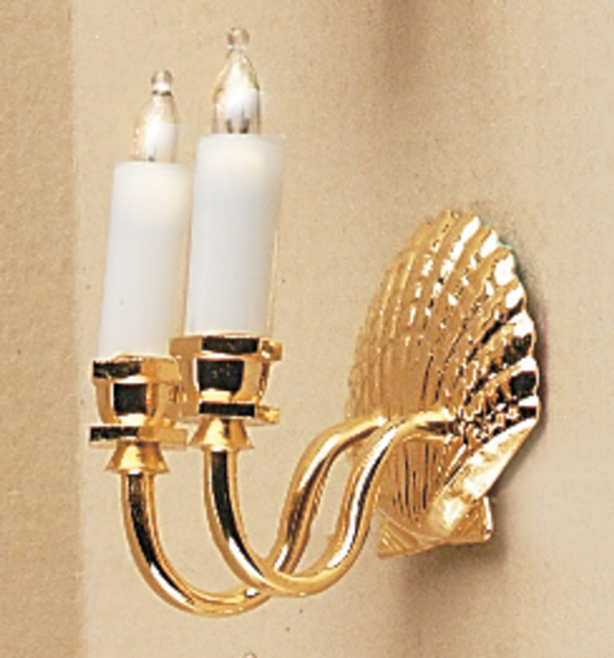 Shell Sconce