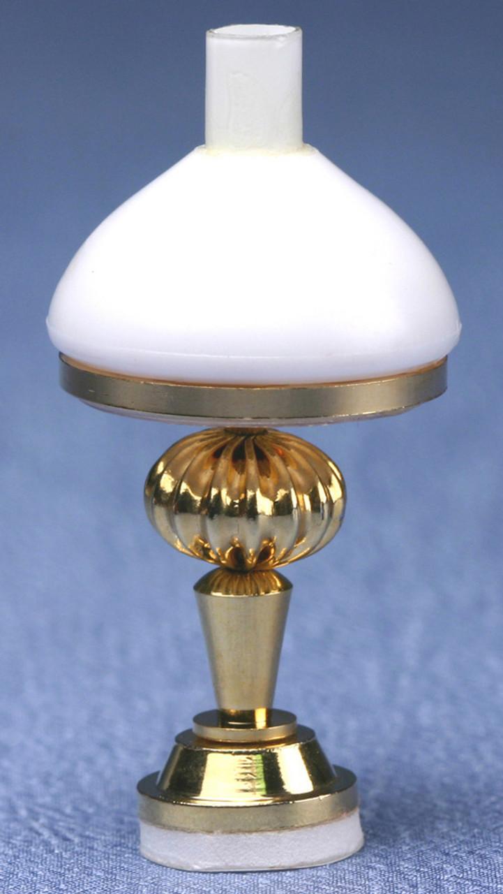 Dollhouse City - Dollhouse Miniatures Victorian Table Lamp