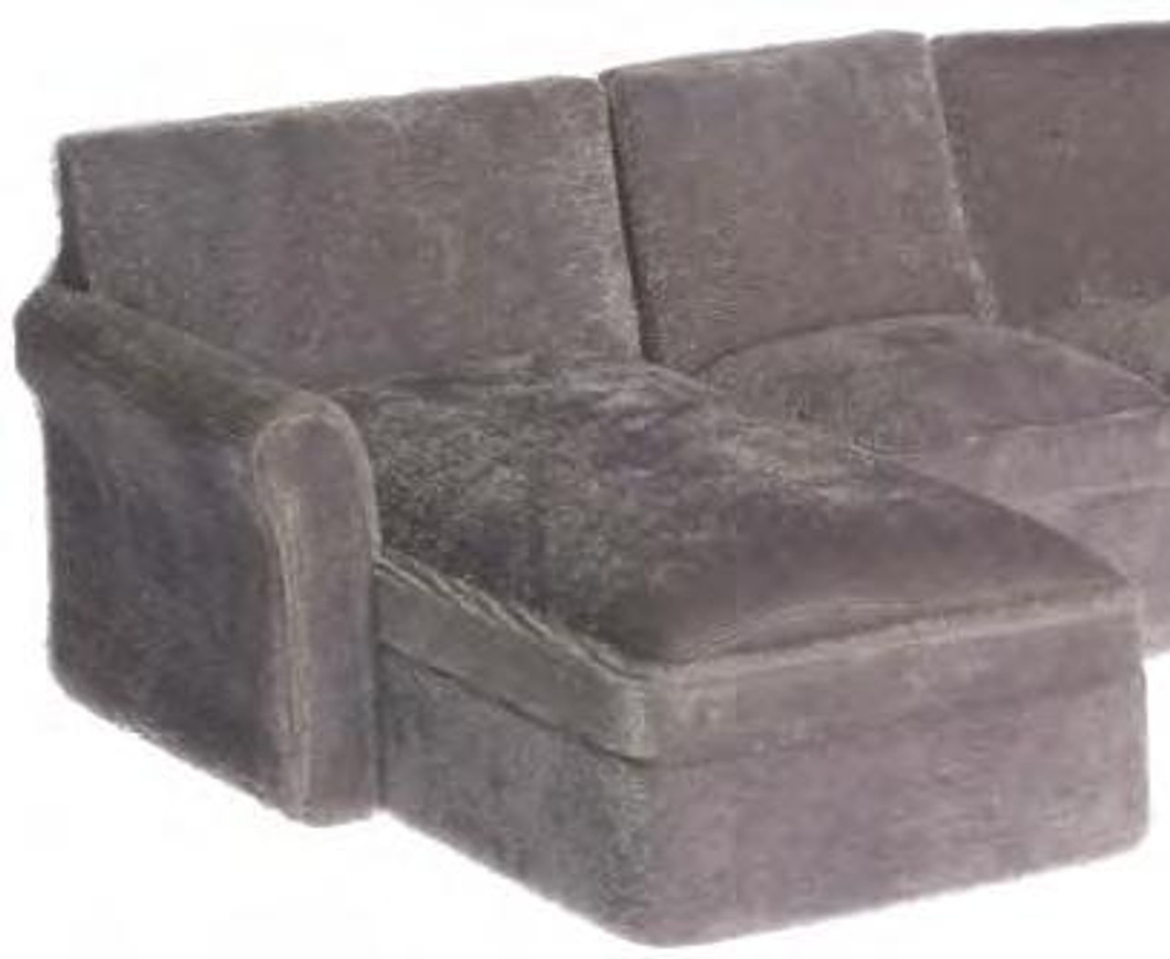 Sectional Sofa Chaise - Arm - Right