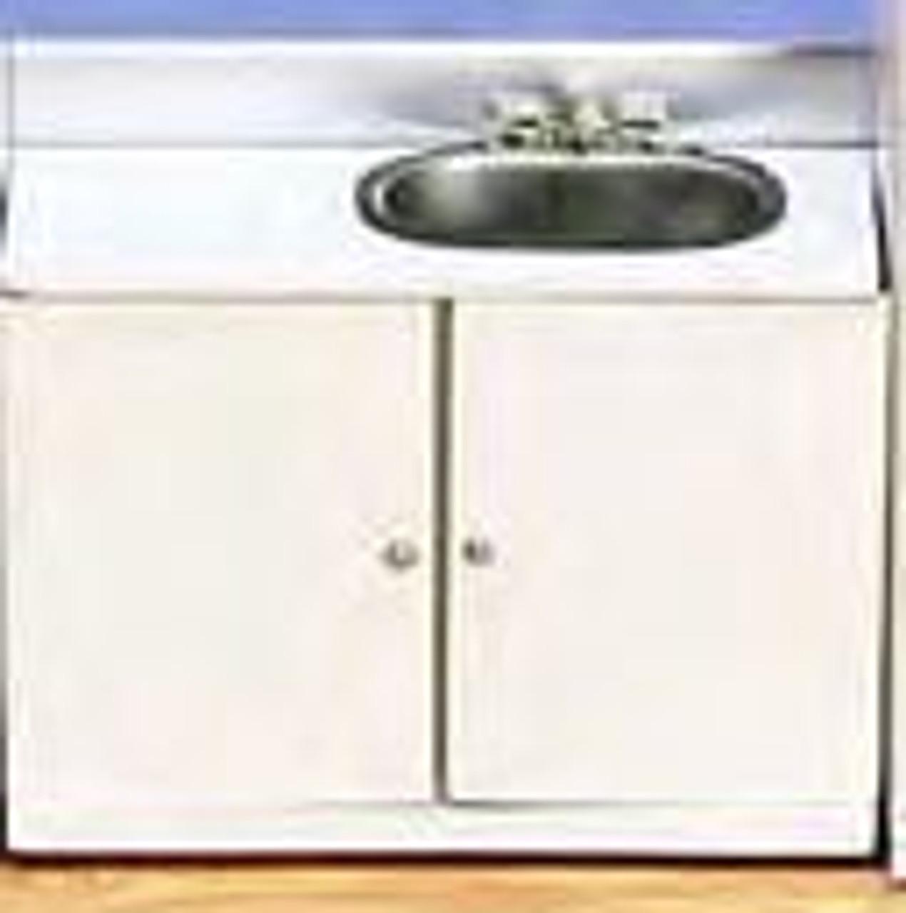 Modern Sink - White