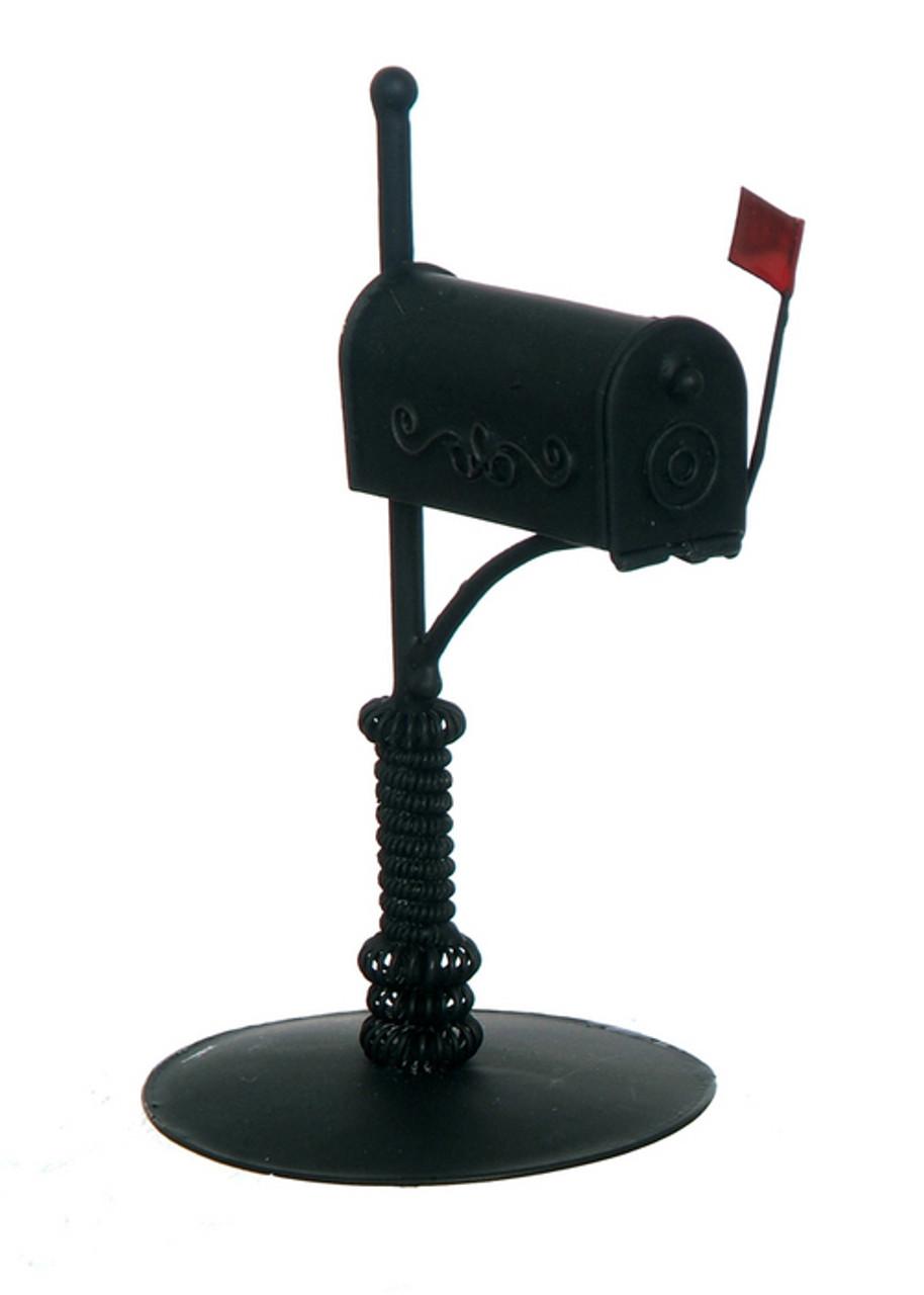 Rural Mail Box - Black