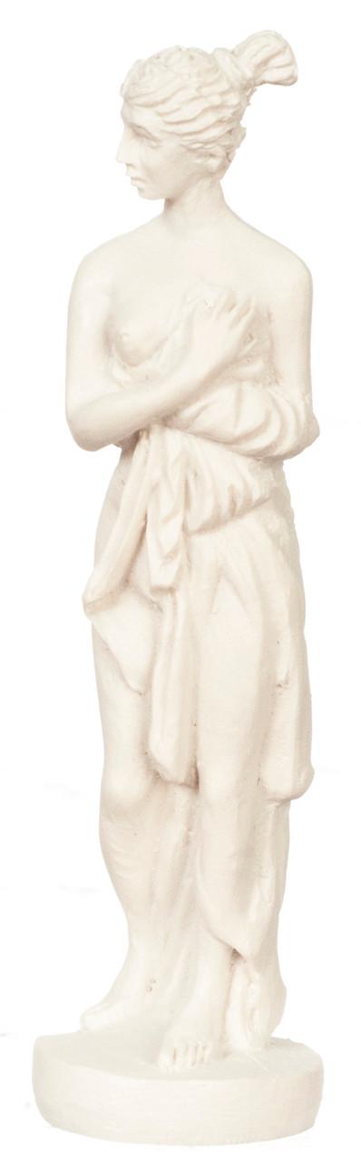 Dollhouse City - Dollhouse Miniatures Lady Sopia - White