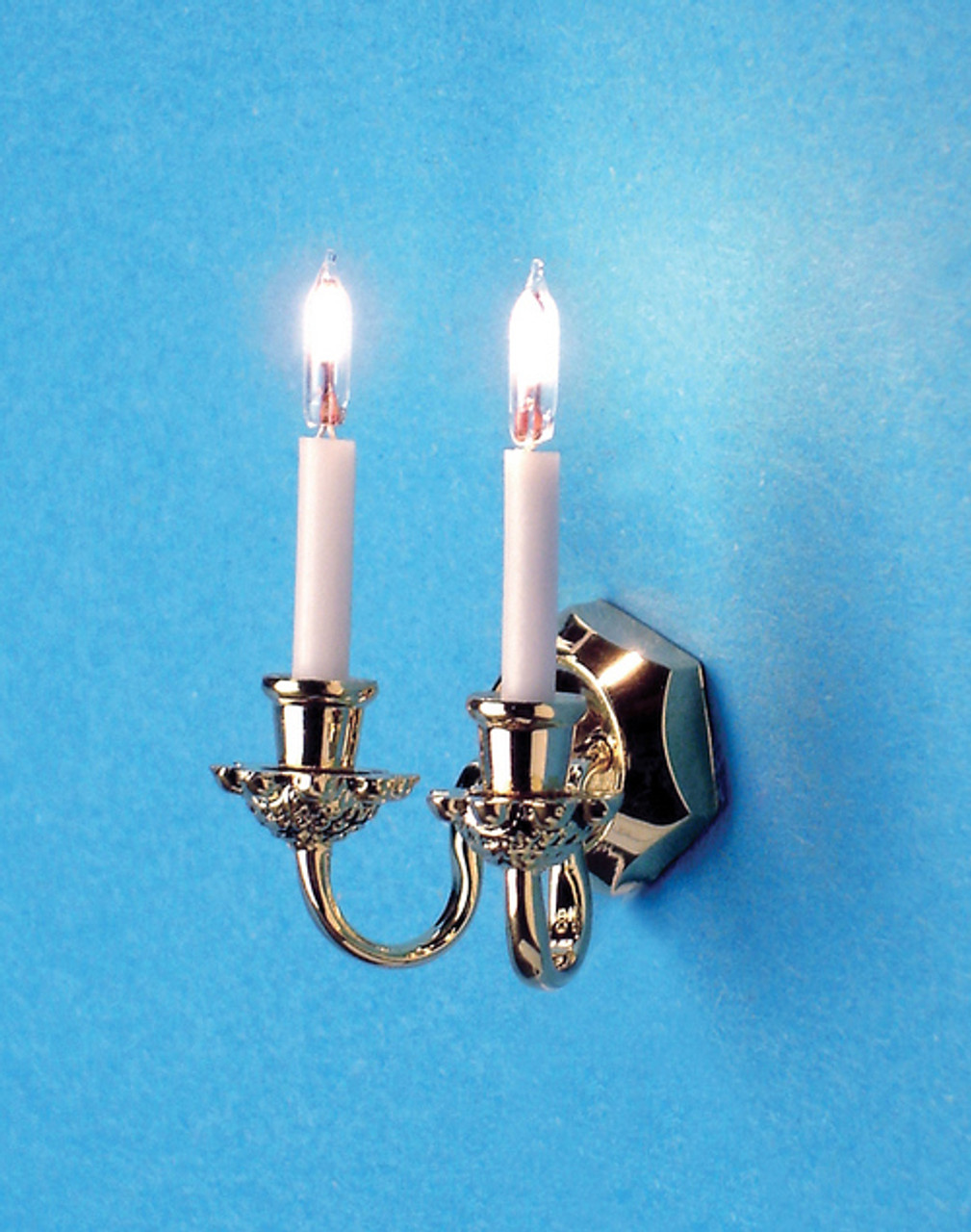 Double Wall Sconce