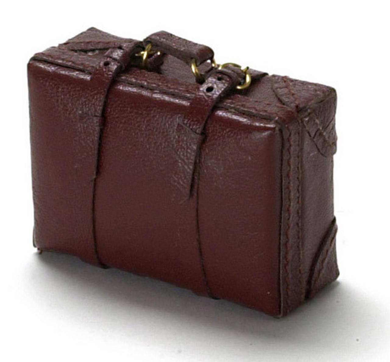 Dollhouse City - Dollhouse Miniatures Suitcase - Small