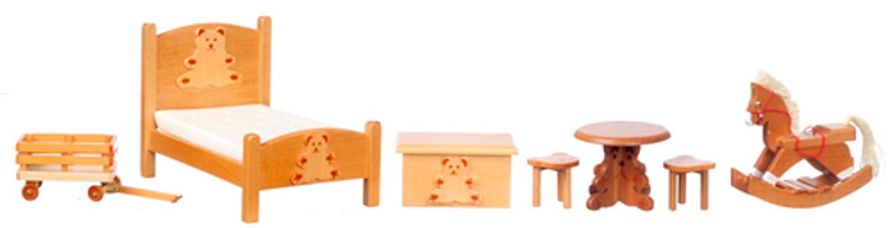 Bear Bedroom Set