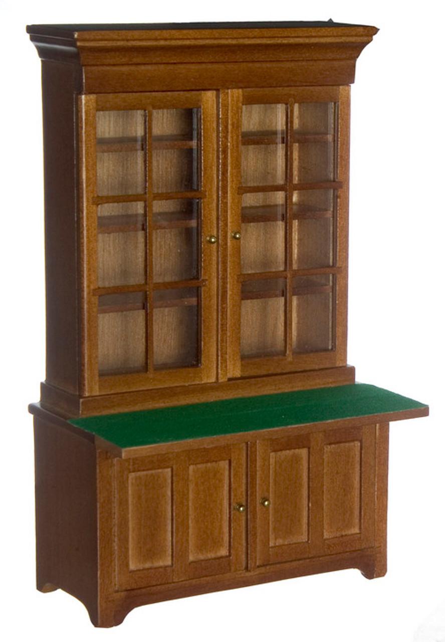 Lincoln Bookcase - Walnut