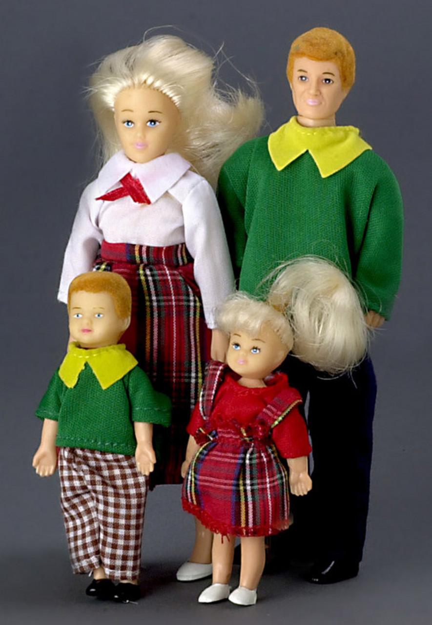 Modern Doll Family - Blonde