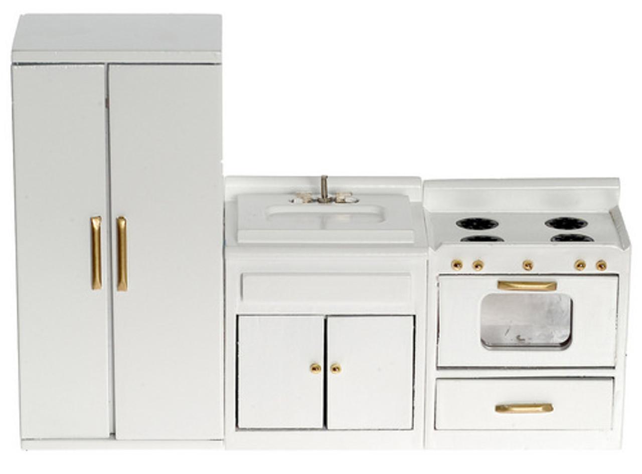 Appliance Set - White