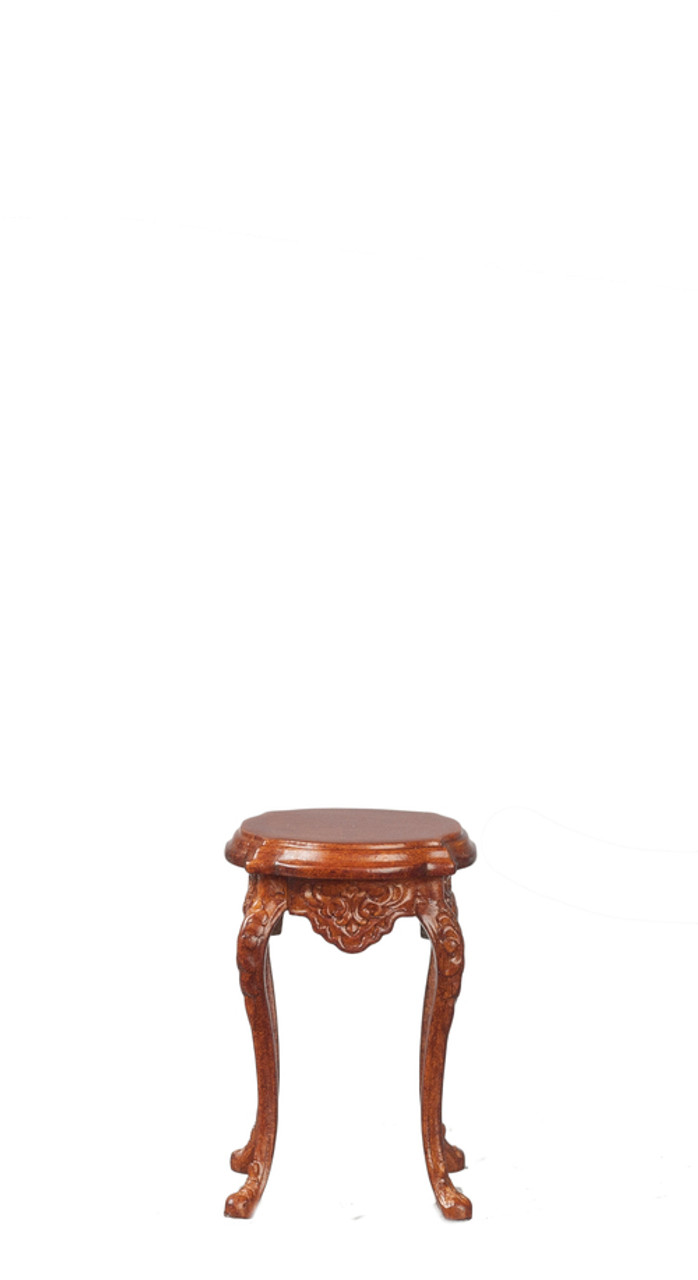 George III Urn Table - Walnut