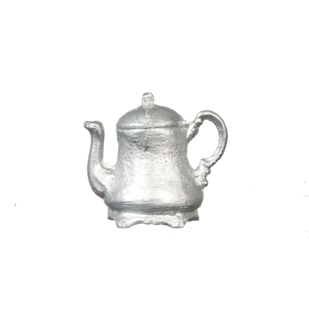 Teapot - Silver