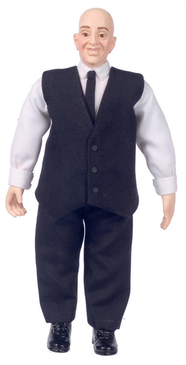 Dollhouse City - Dollhouse Miniatures Alfred