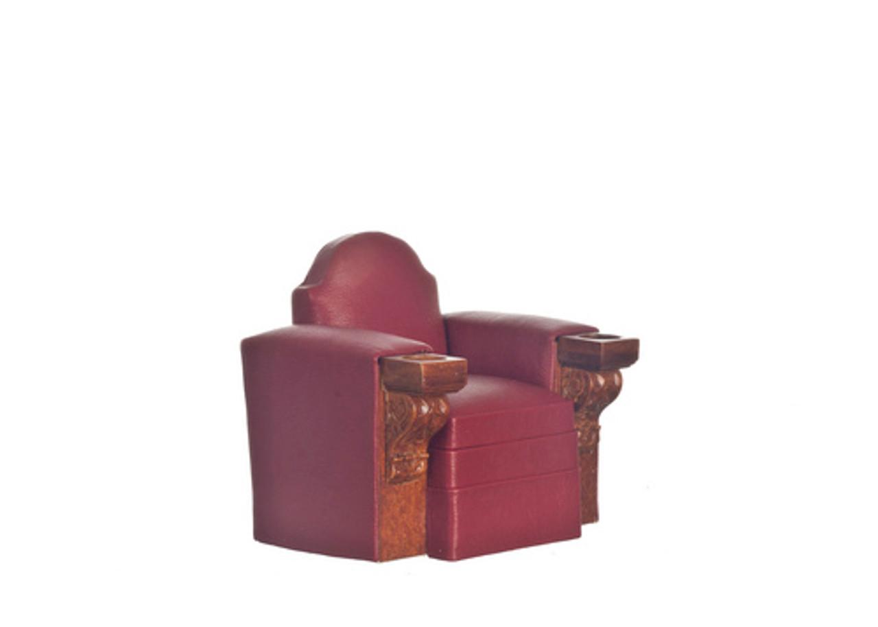 Theater Chair - Walnut