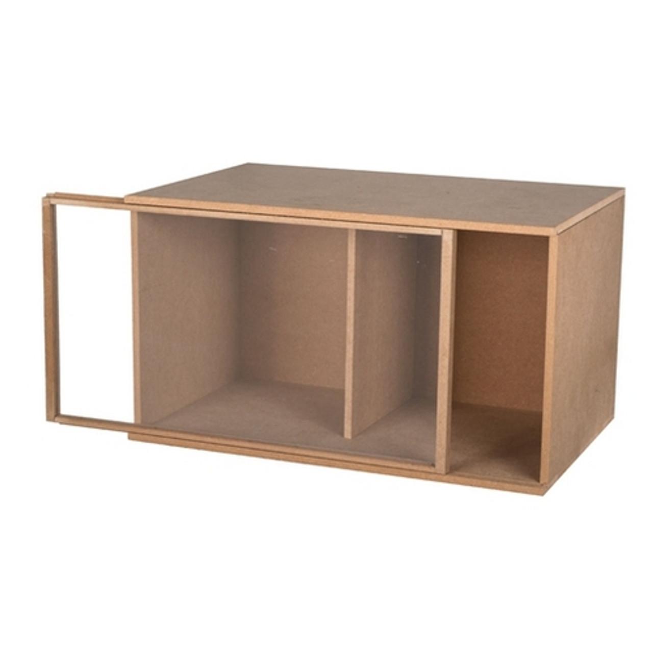 Extra Large MDF Display Box
