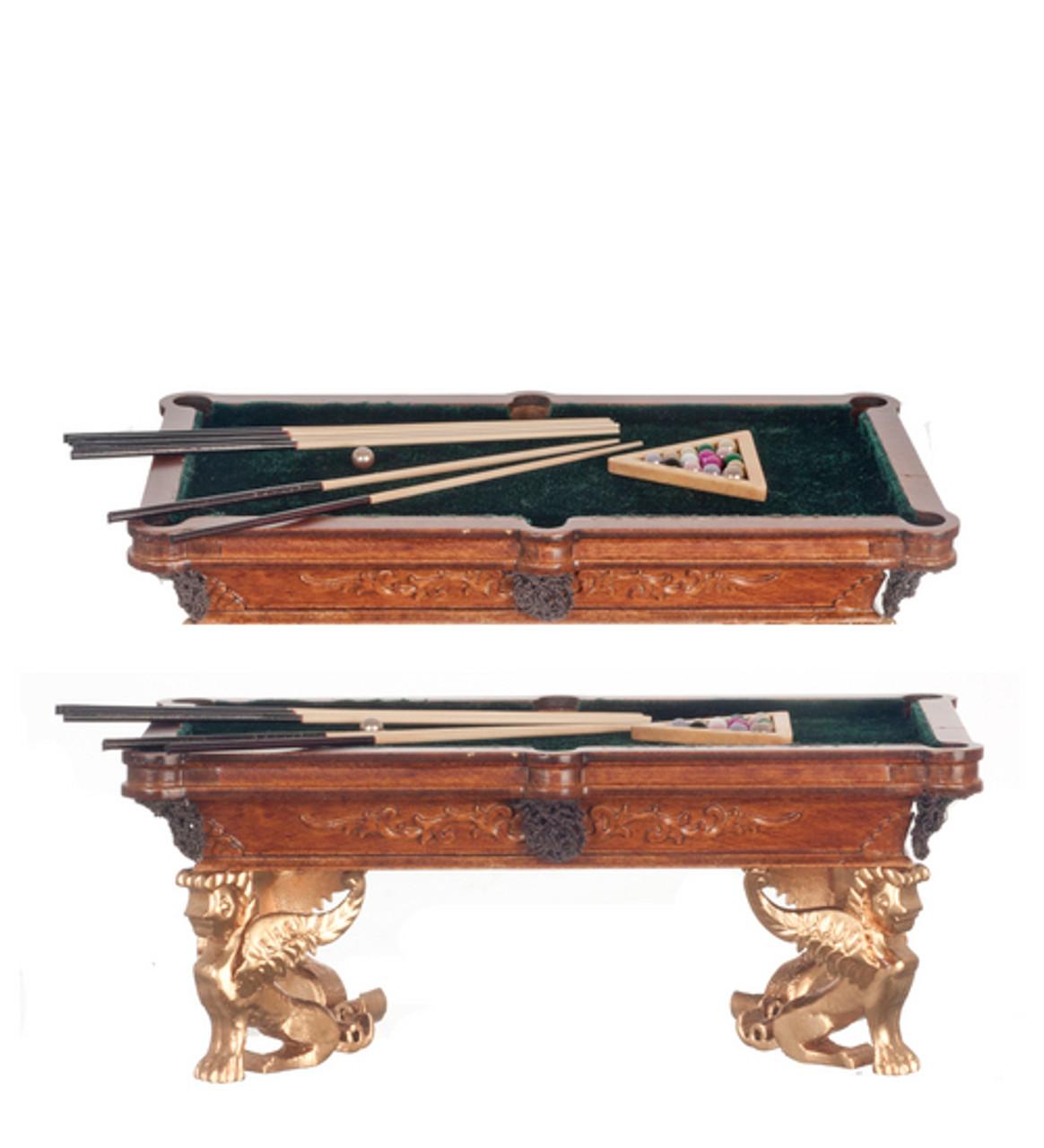 Figurehead Pool Table Set