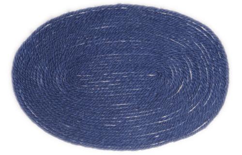 Navy Blue Rug - Large