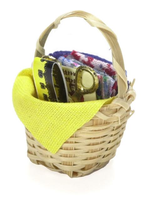 Mini Sewing Basket