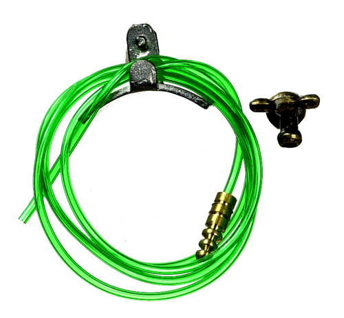 Garden Hose with Faucets