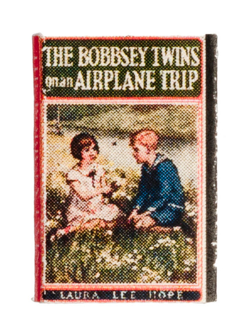 The Bobbsey Twins - The Airplane Trip