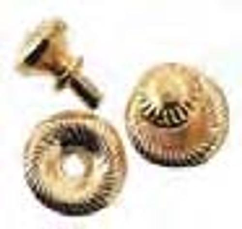 Victorian Round Doorknob Set