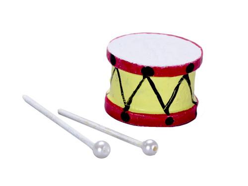 Drum with Sticks Set