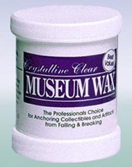 Dollhouse City - Dollhouse Miniatures Clear Museum Wax