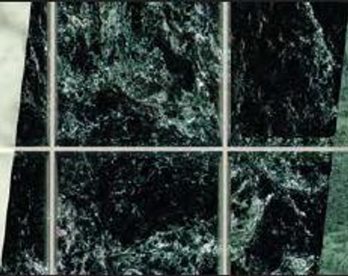 No Wax Marble Floor - Black