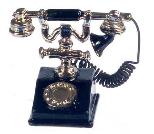 Classic Telephone - Black