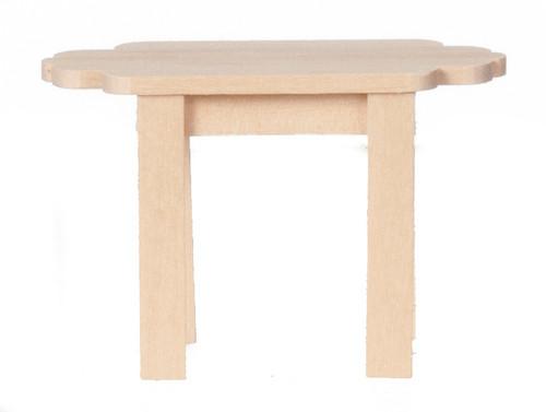 Adirondack Table - Unfinish
