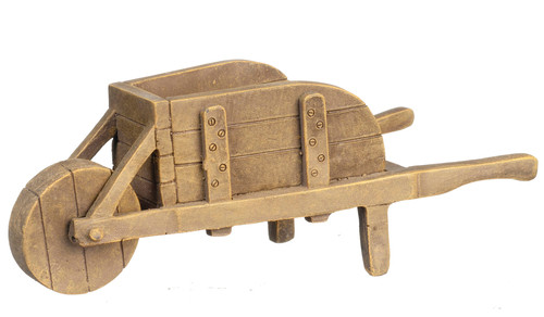 Polyresin Wheelbarrow