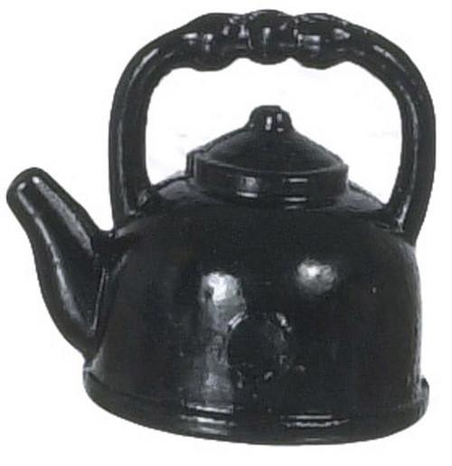 Tea Kettle - Black
