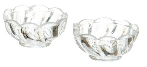 Candy Dishes - Clear