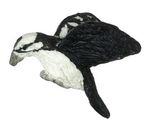 Dollhouse City - Dollhouse Miniatures Downy Woodpecker