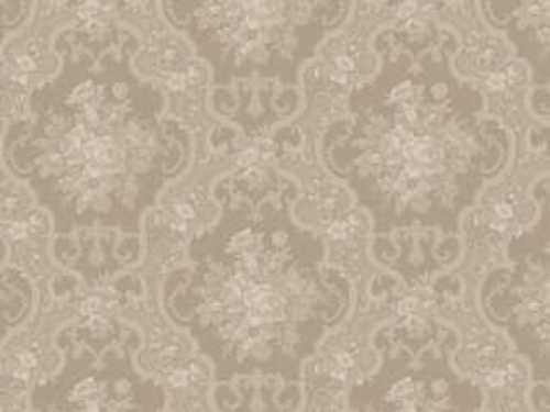 Wallpaper English Rose Set - Beige