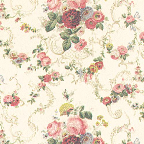 Wallpaper Roosevelt Rose Set - Pink