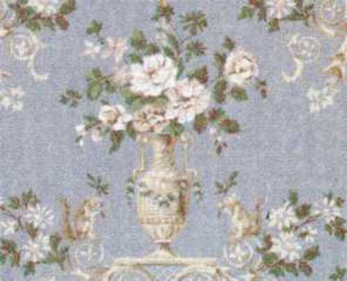 Wallpaper Dubarry Set - Blue