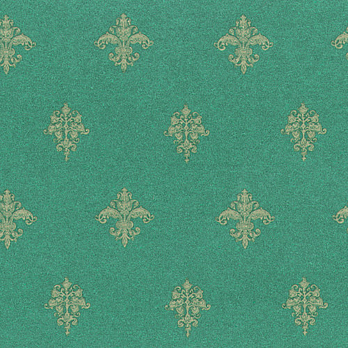 Wallpaper Majestic Set - Emerald