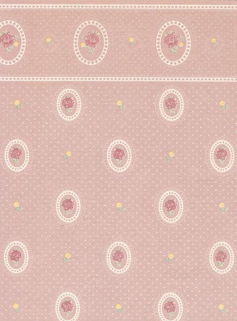 Wallpaper Cameo Reverse Set - Gray
