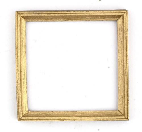 Dollhouse City - Dollhouse Miniatures Frame Set - Gold