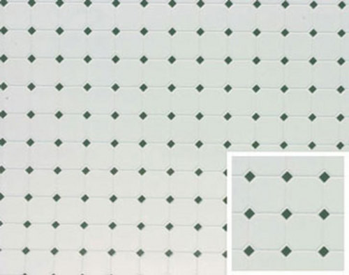 Tile Sheet - Green Diamond