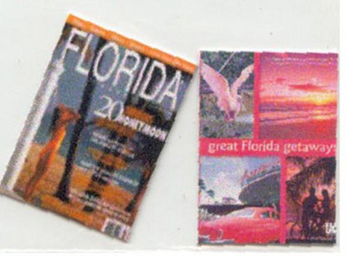 Florida Travel Magazines Set