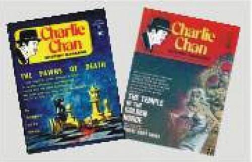 Charlie Chan Magazines Set