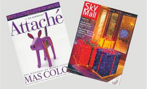 Airline Magazines Set