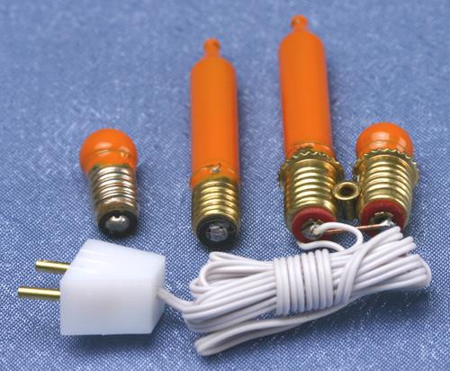 12 Volt Flickering Light Unit