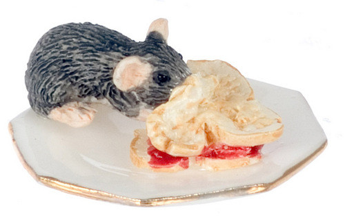Mouse with Sandwich