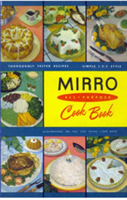 1950's Cookbook - Color Page